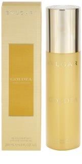 Bvlgari Goldea sprchový gel pro ženy 200 ml