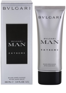 Bvlgari Man Extreme borotválkozás utáni balzsam férfiaknak 100 ml