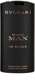 Bvlgari Man In Black Douchegel voor Mannen 200 ml