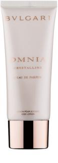 Bvlgari Omnia Crystalline Eau De Parfum tělové mléko pro ženy 100 ml