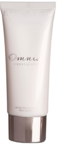 Bvlgari Omnia Crystalline Körperlotion Damen 100 ml