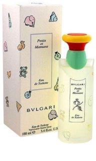 Bvlgari Petits Et Mamans Eau de Toilette para mulheres 100 ml