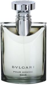 Bvlgari Pour Homme Soir Eau de Toilette for Men 100 ml