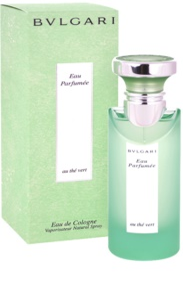 Bvlgari Eau Parfumée au Thé Vert eau de Cologne mixte 75 ml