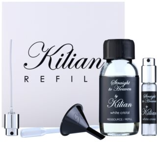 By Kilian Straight To Heaven, white cristal Gift Set I.