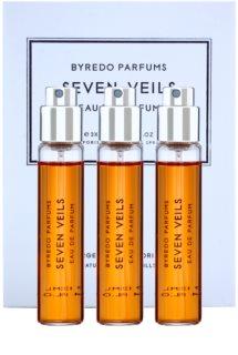 Byredo Seven Veils Eau de Parfum unisex 3 x 12 ml (3x Refill with Vaporiser)