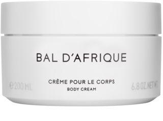 Byredo Bal D'Afrique Body Cream unisex 200 ml