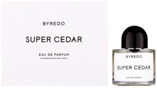 Byredo Super Cedar parfemska voda uniseks 50 ml
