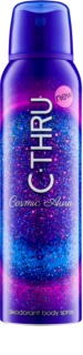 C-THRU Cosmic Aura desodorante en spray para mujer 150 ml