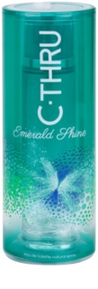 C-THRU Emerald Shine Eau de Toilette für Damen 50 ml