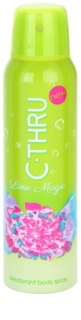 C-THRU Lime Magic deodorant Spray para mulheres 150 ml