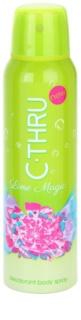 C-THRU Lime Magic dezodorant w sprayu dla kobiet 150 ml
