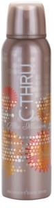 C-THRU Pure Illusion Deo Spray voor Vrouwen  150 ml