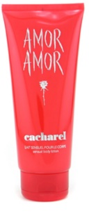 Cacharel Amor Amor leite corporal para mulheres 200 ml