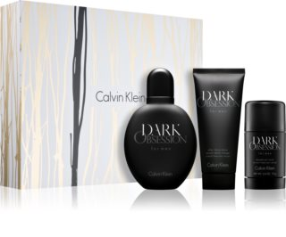 Calvin Klein Dark Obsession for Men dárková sada I.