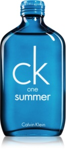 Calvin Klein CK One Summer 2018 eau de toilette mixte 100 ml