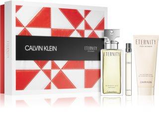 Calvin Klein Eternity σετ δώρου VIII. για γυναίκες