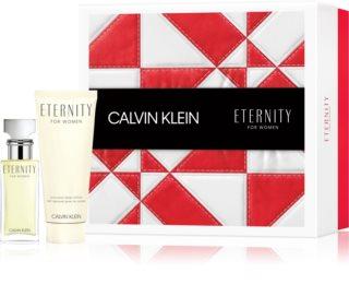 Calvin Klein Eternity coffret XIV. para mulheres