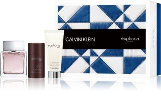 Calvin Klein Euphoria Men zestaw upominkowy XVII. dla mężczyzn