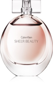 Calvin Klein Sheer Beauty eau de toilette nőknek 100 ml