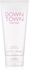Calvin Klein Downtown Body Lotion for Women 200 ml