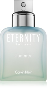 Calvin Klein Eternity For Men Summer (2016) Eau de Toilette pentru barbati 100 ml