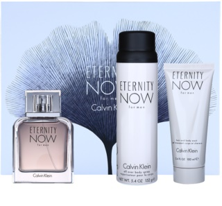 Calvin Klein Eternity Now for Men Geschenkset II.