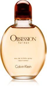 Calvin Klein Obsession For Men Eau De Toilette Pour Homme 125 Ml