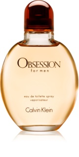 Calvin Klein Obsession for Men Eau de Toilette Herren 125 ml