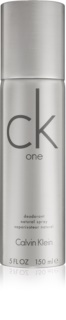Calvin Klein CK One дезодорант з пульверизатором унісекс 150 гр