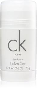 Calvin Klein CK One dezodorant w sztyfcie unisex 75 g