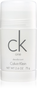Calvin Klein CK One dezodorant w sztyfcie unisex