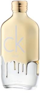 Calvin Klein CK One Gold eau de toilette mixte 100 ml