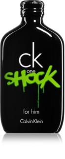 Calvin Klein CK One Shock for Him Eau de Toilette für Herren 200 ml