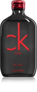Calvin Klein CK One Red Edition Eau de Toilette para homens 100 ml