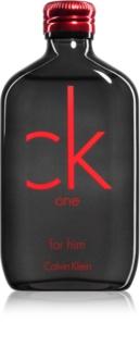 Calvin Klein CK One Red Edition Eau de Toilette für Herren 100 ml
