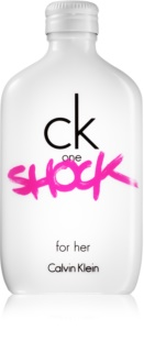 Calvin Klein CK One Shock eau de toilette para mujer 100 ml