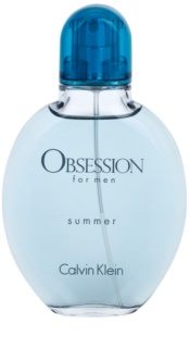 Calvin Klein Obsession for Men Summer 2016 eau de toilette pentru barbati 125 ml