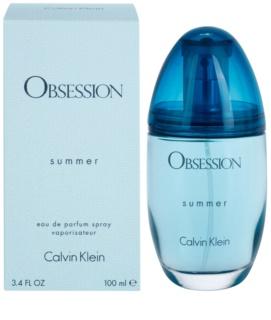 Calvin Klein Obsession Summer 2016 parfumska voda za ženske 100 ml
