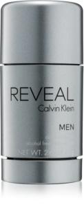 Calvin Klein Reveal desodorante en barra para hombre 75 g sin alcohol
