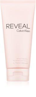 Calvin Klein Reveal lotion corps pour femme 200 ml
