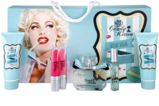 Candy Kitten Turquoise Gift Set II.