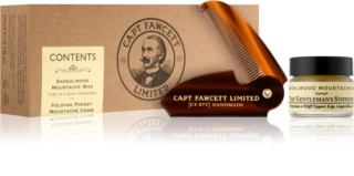 Captain Fawcett Limited coffret I.