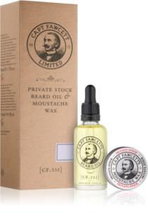 Captain Fawcett Private Stock Kosmetik-Set  I.