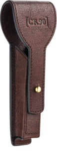 Captain Fawcett Accessories Leather Razor Case