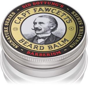 Captain Fawcett Sid Sattung balsamo per barba