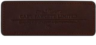 Captain Fawcett Accessories Leather Comb Case