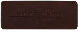 Captain Fawcett Accessories Leather Comb Case