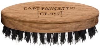 Captain Fawcett Accessories krtača za brado s ščetinami divjega prašiča