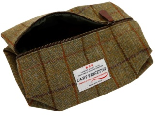 Captain Fawcett Accessories Wash Bag For Men